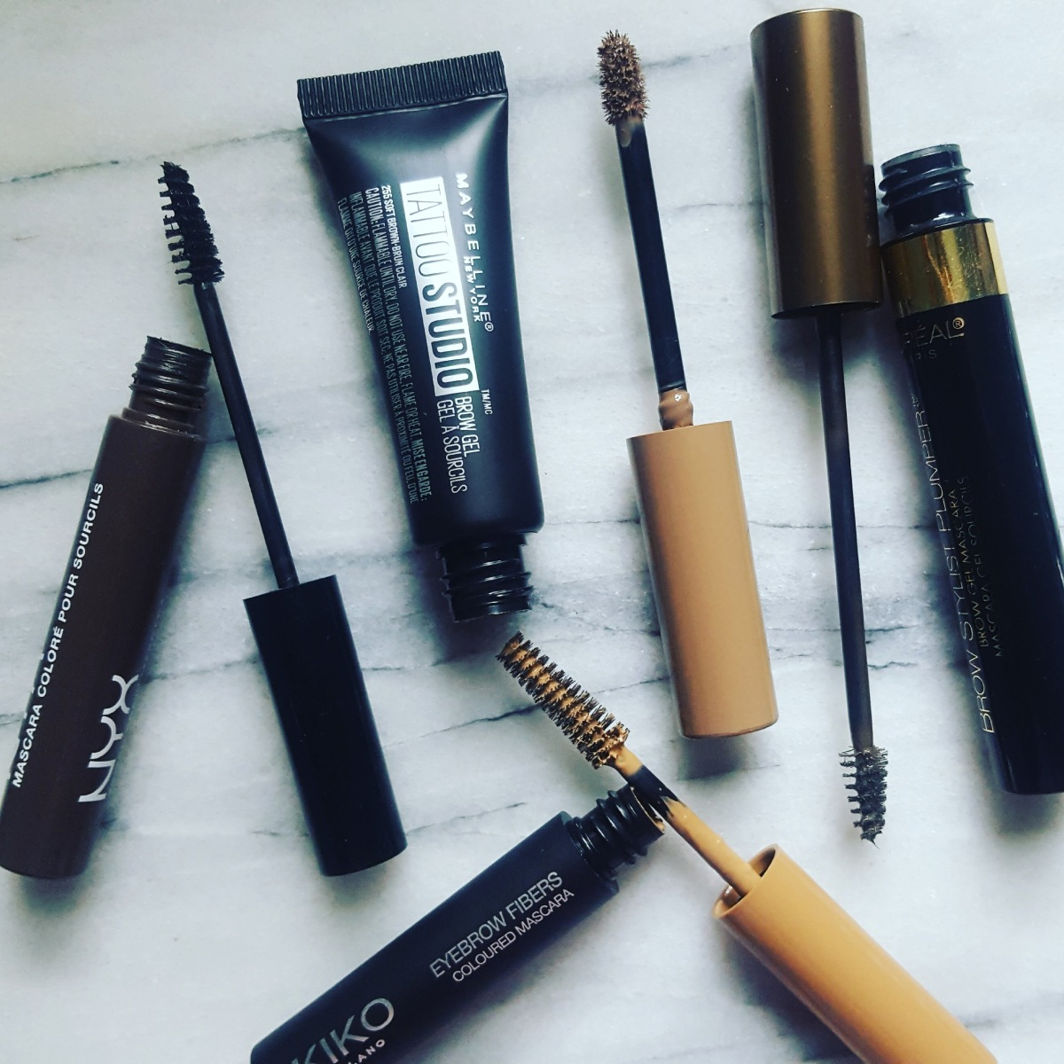 What is worth your coins? A shopping guide to affordable browmascaras